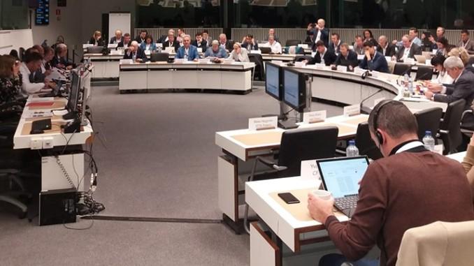 14.sjednica Izvršnog odbora Pan-evropskog regionalnog sindikalnog vijeća