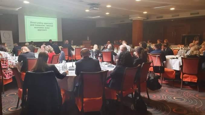 Регионална конференција о сузбијању рада на црно