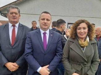 """Tane Peulić na obilježavanju 75 godina rada bijeljinske kompanije """"Orao"""""""