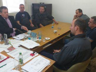 Проширена Сједница синдикалног одбора ТРБ Братунац