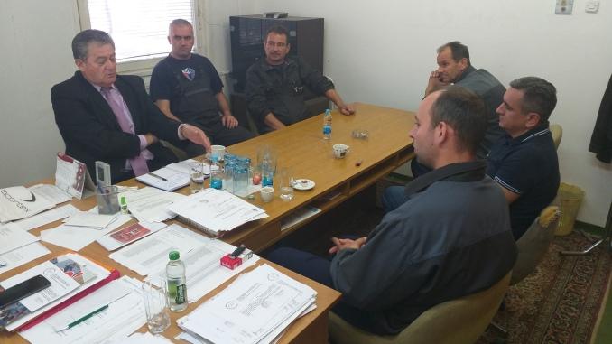 Proširena Sjednica sindikalnog odbora TRB Bratunac