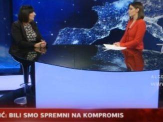 Ranka Mišić za ATV: Od novog direktora Inspektorata RS očekujemo da neće biti povlaštenih