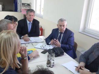 """Predstavnici Saveza sindikata RS u preduzeću """"Kolektor CCL"""""""