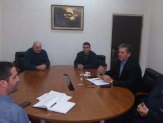 """Sasatanak predstavnika sindikata i rukovodstva banjalučkog preduzeća """"Jelšingrad Livar"""""""