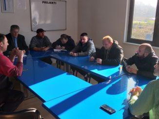 Tane Peulić posjetio PREVENT d.o.o. Srebrenica