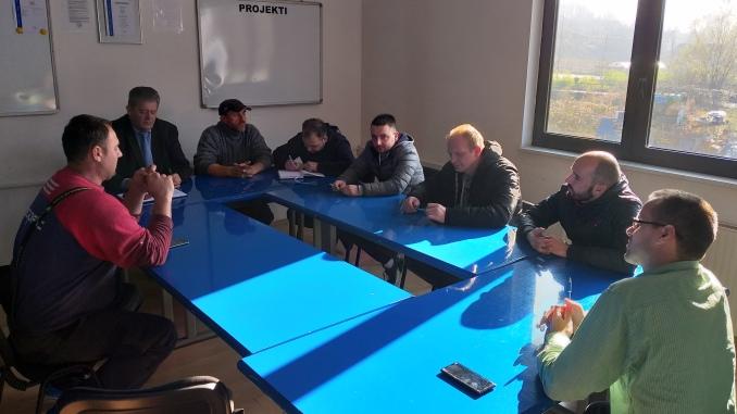 Тане Пеулић посјетио ПРЕВЕНТ д.о.о. Сребреница
