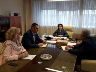 Goran Savanović razgovarao sa predstavnicima Ministarstva trgovine i turizma o neradnoj nedjelji