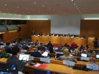 Četvrta generalna skuptina Pan-evropskog regionalnog sindikalnog vijeća