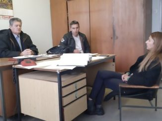 "Tane Peulić posjetio preduzeća ""METAL"" i ""Mehanizmi B"""