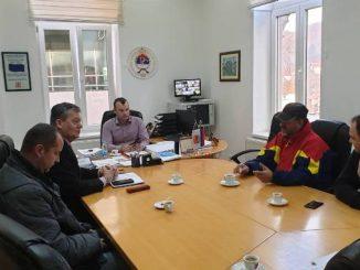 Tane Peulić u radnoj posjeti Srebrenici