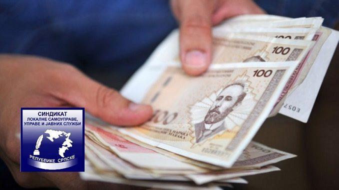 Od marta mjeseca povećanje plata zaposlenim u jedinicama lokalne samouprave