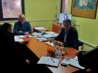 Pregovori menadžmenta i sindikata u a.d. Rudnik boksita Srebrenica