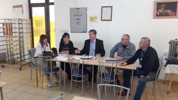 Одржан састанак синдикалне подружнице Колектора ЦЦЛ Лакташи