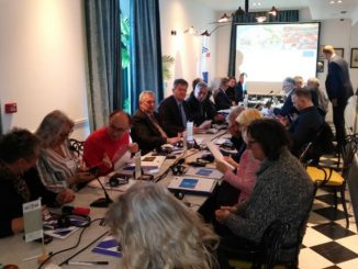Predstavnici Saveza sindikata Republike Srpske na seminaru u Trogiru