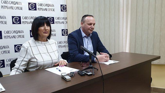 Предстваљена Иницијатива Савеза синдиката РС за измјене сета закона у циљу заштите жена – радница, мајки и будућих мајки