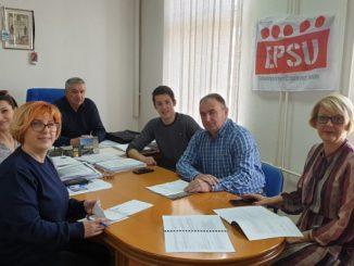 Milenko Granulić razgovarao sa predstavnicima Evropske federacije sindikata u javnom sektoru (EPSU)