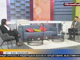 Ranka Mišić za RTRS: Važno je da radnici u Srpskoj dobiju svoje plate i da nema otpuštanja radnika