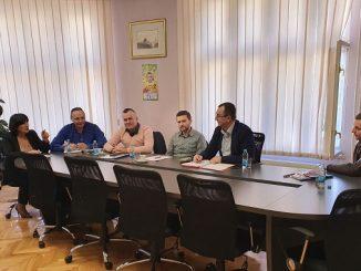 Održan radni sastanak sa upravom Novinske agencije Republike Srpske