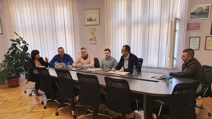 Одржан радни састанак са управом Новинске агенције Републике Српске