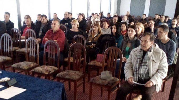 Синдикалци Источне Херцеговине одлучни у борби за права радника