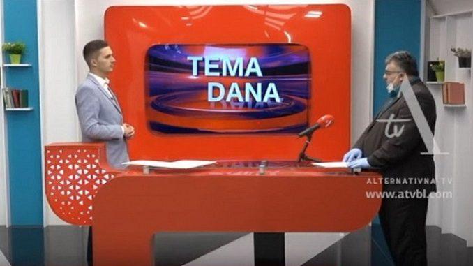 Dragan Gnjatić za ATV: Prosvjetni radnici u Srpskoj su vrijedni i dobri ljudi