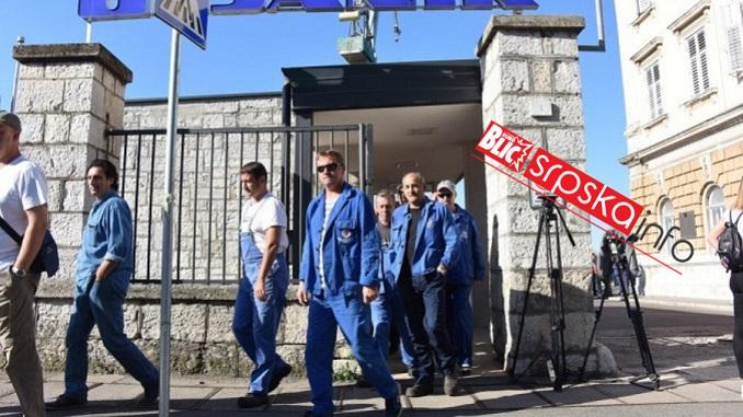 Пљуште откази у доба короне - Без посла остало неколико стотина радника у Српској