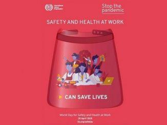 28.април - Свјетски дан безбједности и здравља на раду