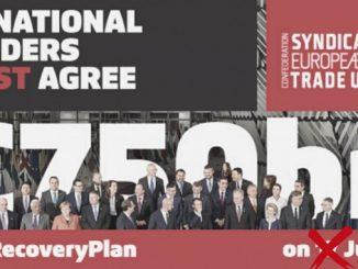 План опоравка ЕУ добре вијести за 60 милиона људи у ризику од незапослености