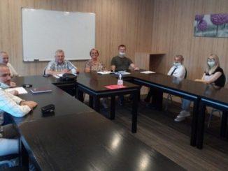 Састанак чланова синдикалне организације Бања Врућица