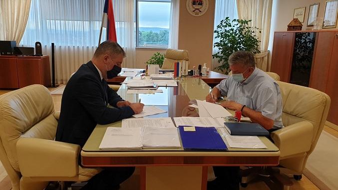 Потписан Споразум о продужењу рока важења постојећег Посебног колективног уговора за запослене у области здравства Републике Српске