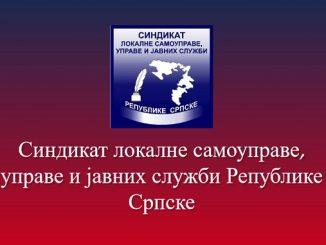 Синдикат локалне самоуправе, управе и јавних служби Републике Српске ће заштитити права радника у управи и јавним службама и закључити колективне уговоре