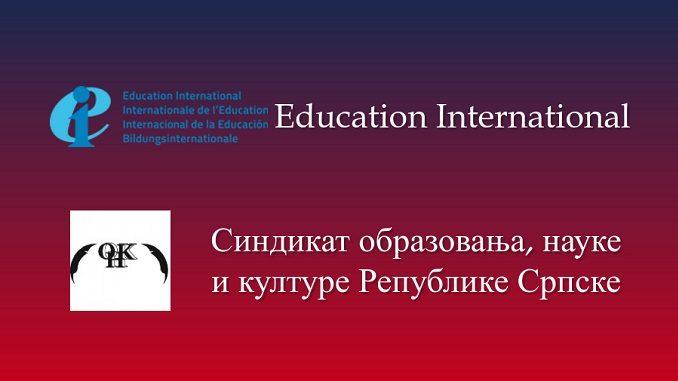 Education International смјернице за поновно отварање школа и образовних установа