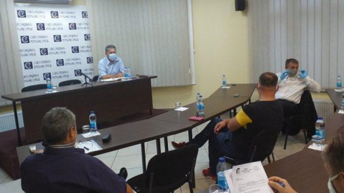 Analiza stanja u kompanijama i preduzećima metalske industrije i rudarstva Republike Srpske za vrijeme pandemije