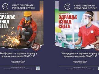 """Konferencija """"Zdravlje iznad svega!"""" - """" Bezbjednost i zdravlje na radu u vrijeme pandemije covid-19 """" Teslić, Hotel Kardial 25-26.avgust 2020."""