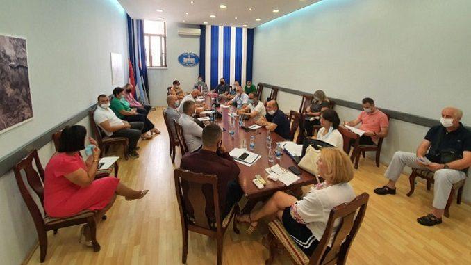 Održana sjednica Republičkog odbora Sindikata lokalne samouprave, uprave i javnih službi Republike Srpske