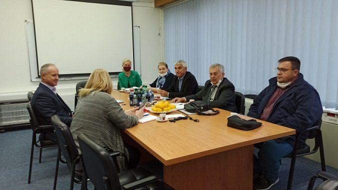 Sastanak predstavnika sindikata i poslovodstva Konzuma