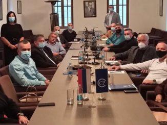 U Višegradu održana 17. redovna sjednica Predsjedništva Saveza sindikata Republike Srpske