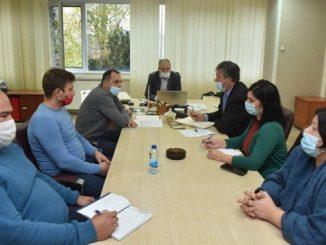 Sastanak Upravnog i Sindikalnog odbora Alumina Zvornik