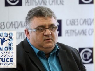 Драган Гњатић изабран за члана Европског комитета синдиката образовања ETUCE