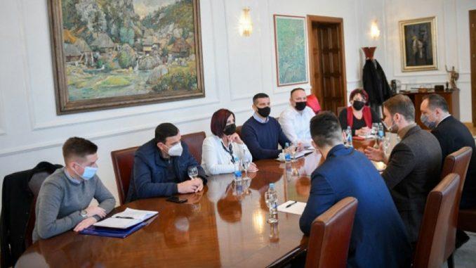 Održan sastanak predstavnika Sindikata sa gradonačelnikom Grada Banje Luke