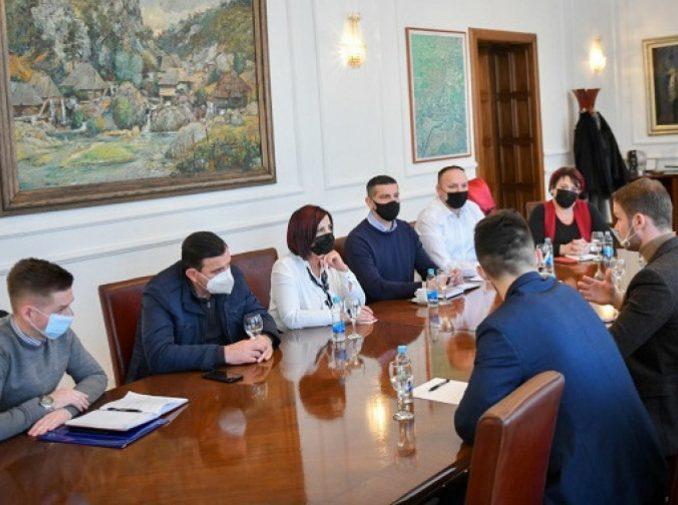 Одржан састанак представника Синдиката са градоначелником Града Бање Луке