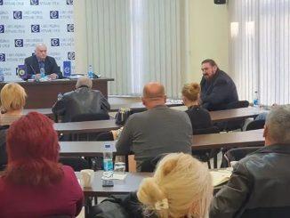 17. sjednica Republičkog odbora Sindikata šumarstva, prerade drveta i papira Republike Srpske