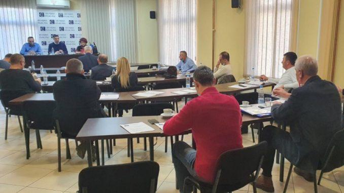 Седма сједница Републичког одбора Синдиката локалне самоуправе, управе и јавних служби РС