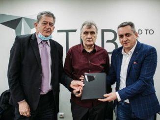 Потписан Колективни уговор за запослене у предузећу а.д. Технички ремонт Братунац