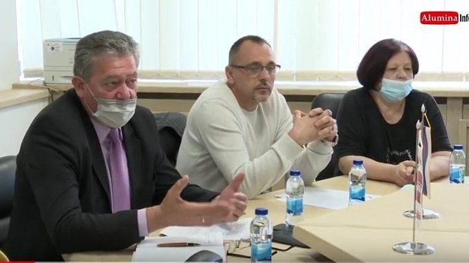 Извршени избори у синдикалној организацији Алумина Зворник