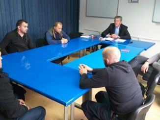 Sastanak sindikalnog odbora Prevent d.o.o. Srebrenica