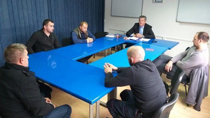 Састанак синдикалног одбора Превент д.о.о. Сребреница