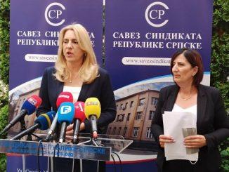 Преговори о повећању плата у Српској почињу идуће седмице - Захтјев Савеза синдиката РС да најнижа плата износи 600 КМ