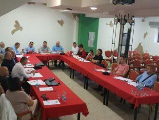 Осма сједница Републичког одбора Синдиката локалне самоуправе, управе и јавних служби РС - Закључци