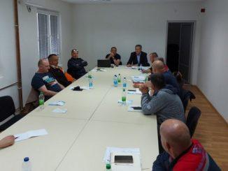 Састанак синдикалног одбора ЕФТ Станари